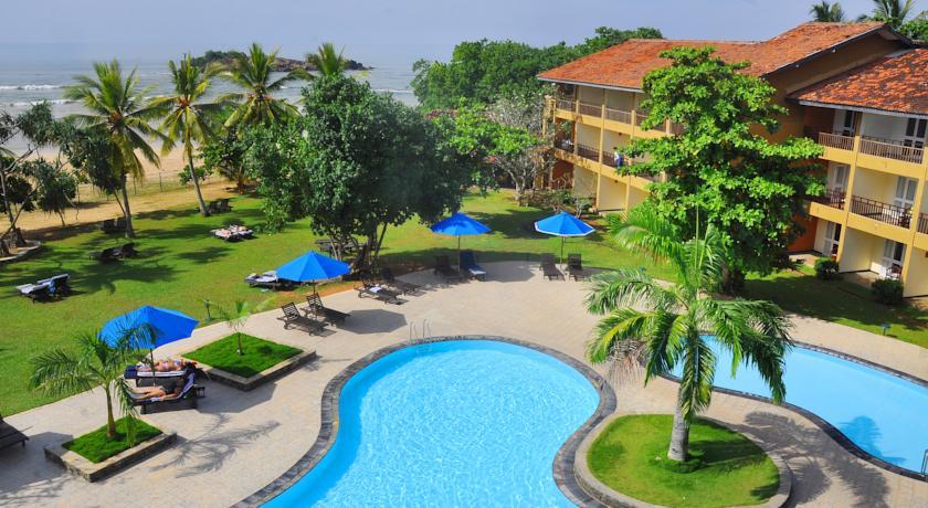 The Palms Resort Beruwela Sri Lanka