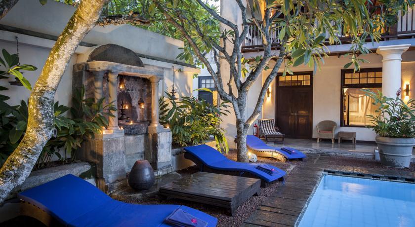 The Galle Fort Hotel Galle Sri Lanka