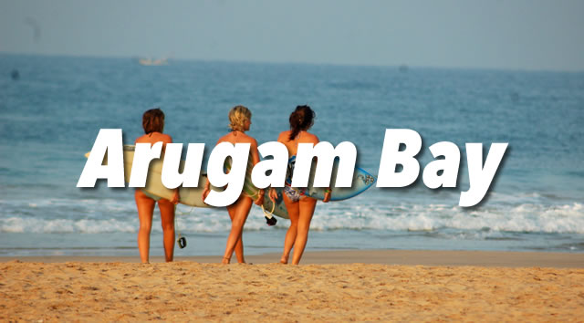 Arugam Bay Activities