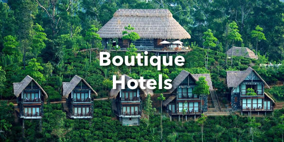 Sri Lanka Boutique Hotels
