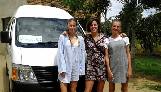 Sri Lanka Car Hire and Airport Transfers