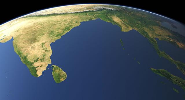 Sri Lanka Geography